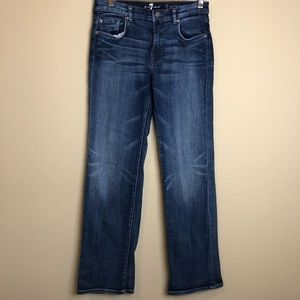 7 for All Mankind boy A pocket straight Jeans 14